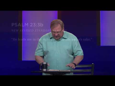 Learn How Jesus Treats His Sheep with Rick Warren