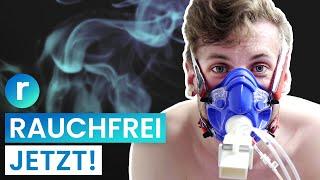 Rauchen aufhören – Ben kämpft mit seiner Nikotin-Sucht