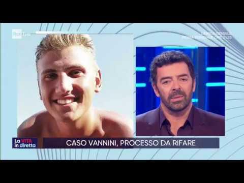 Omicidio Marco Vannini, il processo è da rifare - La vita in diretta 11/02/2020