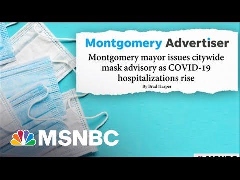 Montgomery, Alabama's Mayor On Masking Residents and Encouraging Vaccines