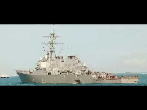 USS John S  McCain my early thoughts collision