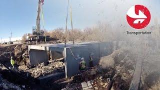 Precast Bridge Replacement & Undercrossings | The 3 (three) Sided Bridge
