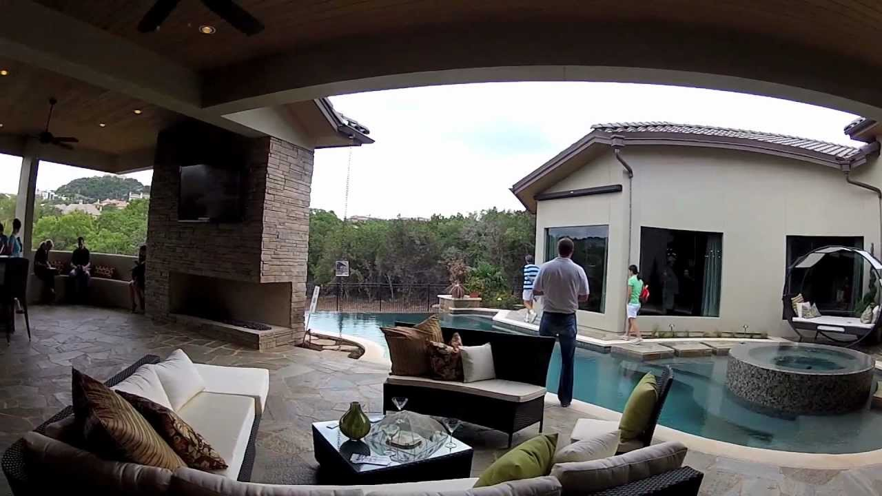 2012 San Antonio Parade Of Homes At The Dominion Youtube
