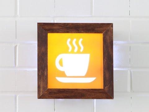 Lampen Selber Machen. Diy Küche Lampen Selber Bauen. - Youtube