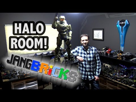 JANGBRiCKS Room 117 Halo Shrine