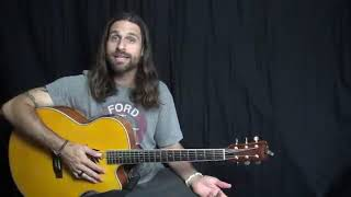 Away In A Manger, Holiday Guitar instrumental – Totally Guitars Lesson Preview