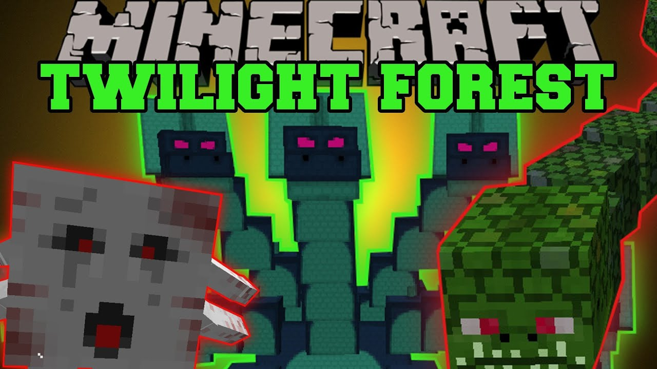The Twilight Forest Mod 1 14 4/1 13 2/1 12 2/1 11 2/1 10 2