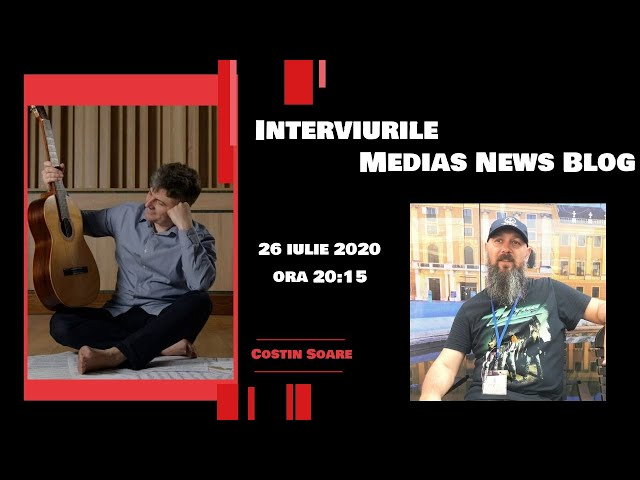 Costin Soare la Interviurile Medias News Blog