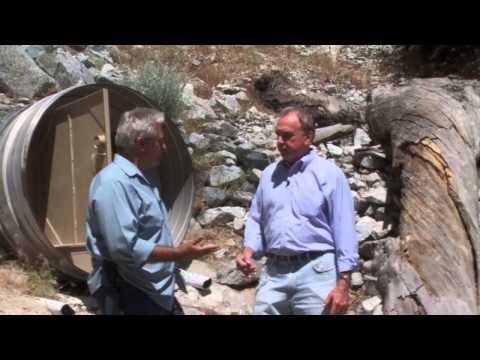 Tour of CVWD Water Resources with Senator Mike Morrell   Cucamonga Water District HD