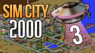 Let's Play SimCity 2000 - HEY NEIGHBORS! - Part 3 ★ (SimCity 2000 Gameplay & Commentary)
