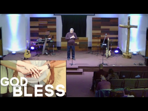 March 3, 2019 - Pastor Dean Brown - You Belong! You Belong to God