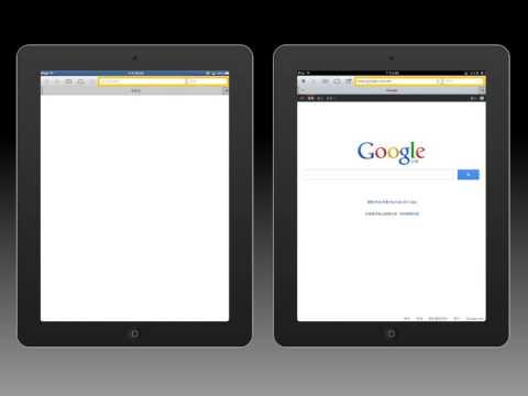 ipad上網的第一步(銀髮族與科技新手專用)