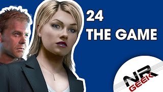 24 - The Game (Playstation 2) - To bylo grane CE #22