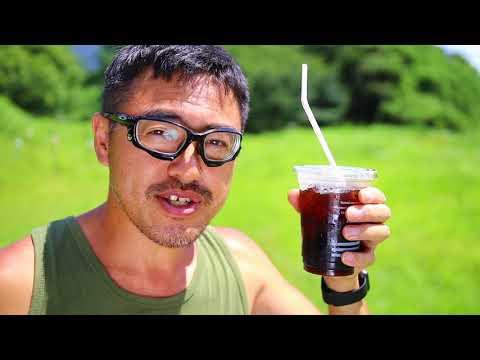 ケンタッキーのランチを食べる・真夏にアイスコーヒー最高ですねマック堺