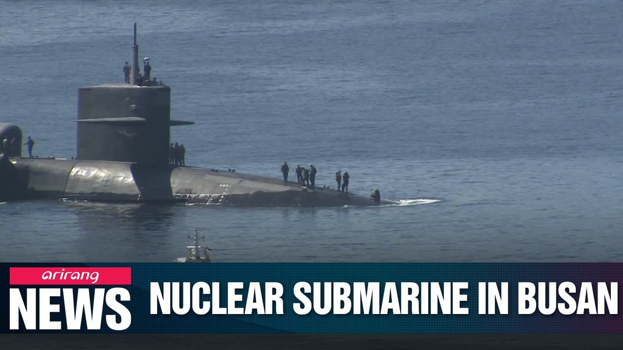Inside the U.S. Navy's Newest, Fastest B Submarines