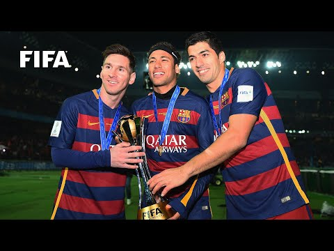 River Plate v Barcelona | FIFA Club World Cup Japan 2015 | Match Highlights
