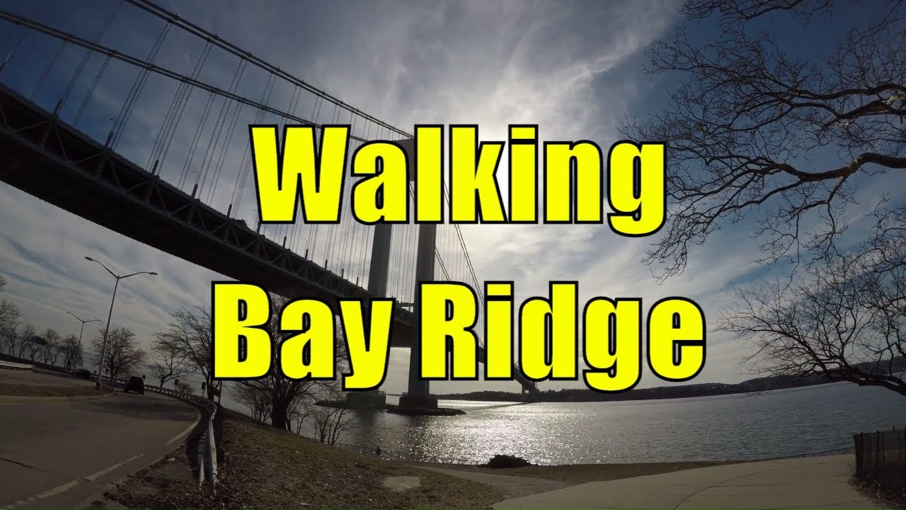 ᴷ Walking Tour Of Bay Ridge Brooklyn Nyc