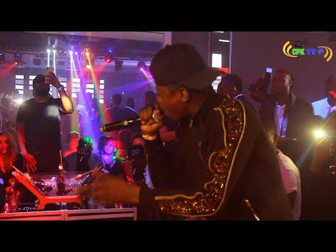 ANNIVERSAIRE DE DJ ARAFAT: MC ONE MET  LE FEU EN PRÉSENCE DE MAÎTRE GIMS_ CPK TV