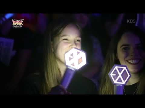 Music bank in berlin - [Special Stage] 찬열 - wind of change 20181031