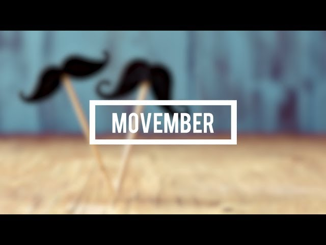 Movember 2018 - #MO360