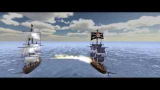 Official Trailer - Battle Boats Game