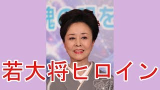 東宝「若大将」シリーズのヒロイン・澄子役など、さわやかなお嬢さんイ...