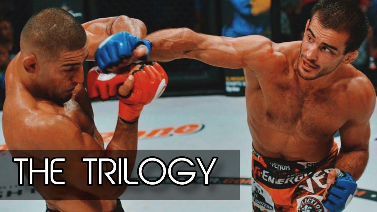 LIMA VS KORESHKOV ▶ THE TRILOGY - BATTLE OF THE WELTERWEIGHT [HD]