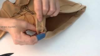 아기티셔츠 만들기 동영상 * 큐트에코 아기옷 만들기 P…