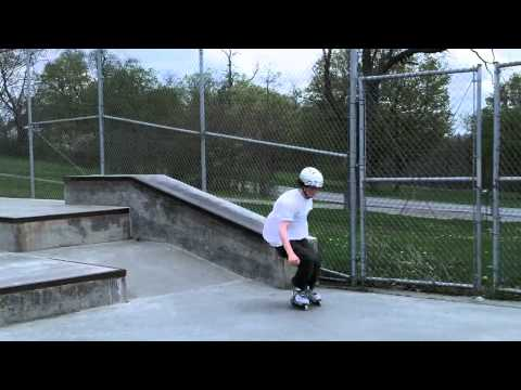 Rollerblading Profile for 2011 - Carson Kerr