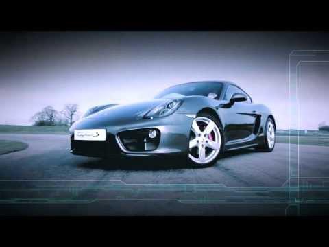 New Porsche Cayman - Experiencing the Power of Balance