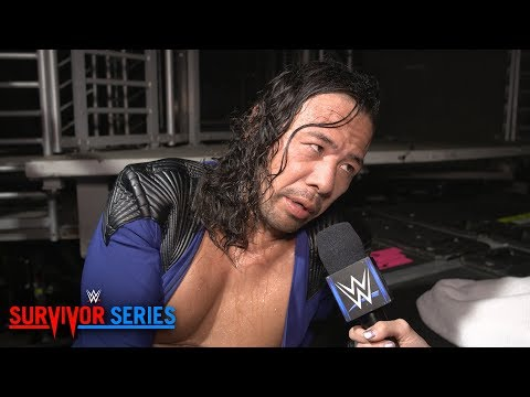 """Nak-America"" holding strong despite exhausting defeat: WWE Exclusive, Nov. 18, 2018"