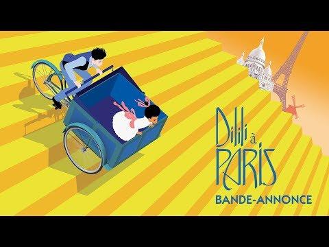 Dilili à Paris - de Michel Ocelot - Bande-annonce