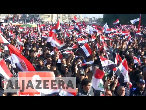 Iraq: Demonstrations turn violent in Baghdad