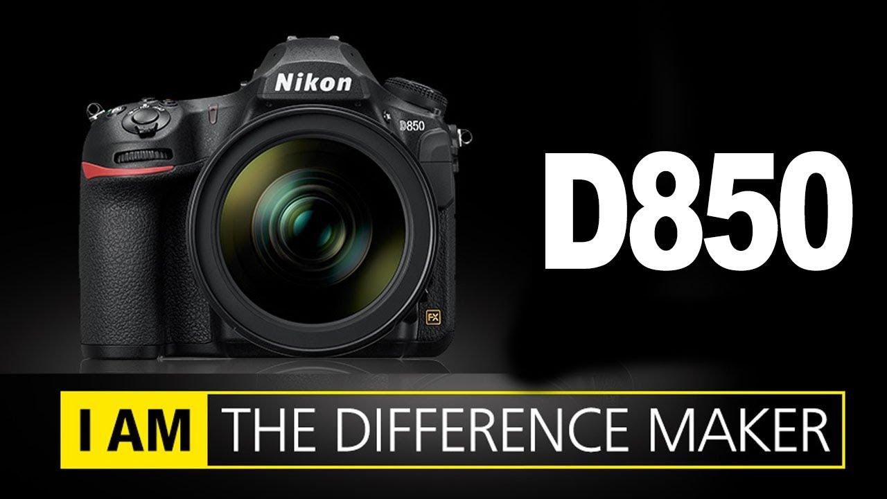 My New Camera (Nikon D850 in India) [HINDI] - YouTube