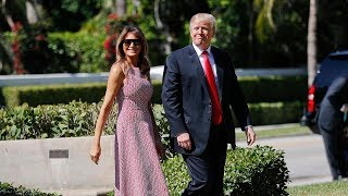 Trump, First Lady host White House Historical Association Dinner