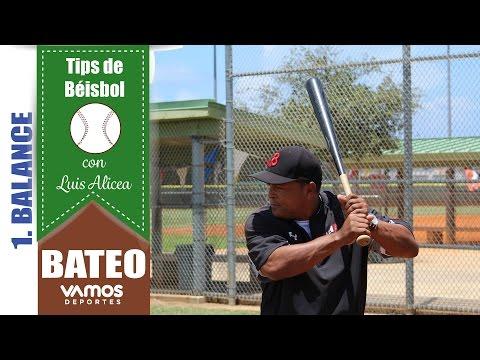 Vamos Tips: Swing Perfecto por Luis Alicea (béisbol)