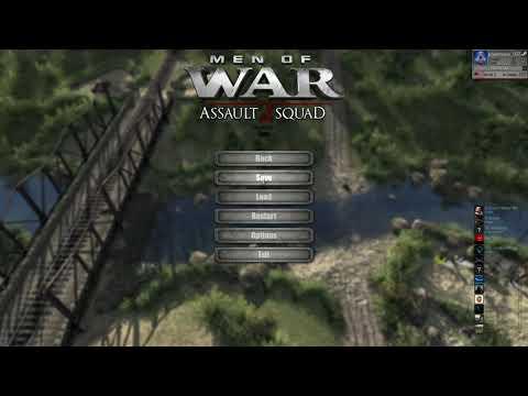 Men Of War: Assault Squad 2 | CHEATS Mod 5.11 | Debrecen | No commentary. |