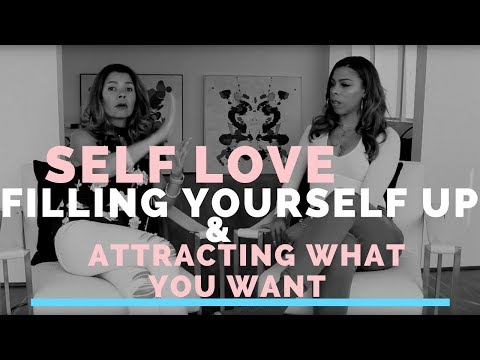 Soul Session: Self Love, Filling Yourself Up, & Attracting What You Want