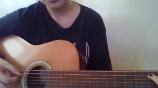 [Guitar cover] Thèm yêu - Vicky Nhung