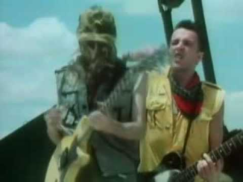 The Clash  Rock the Casbah LUXXURY edit