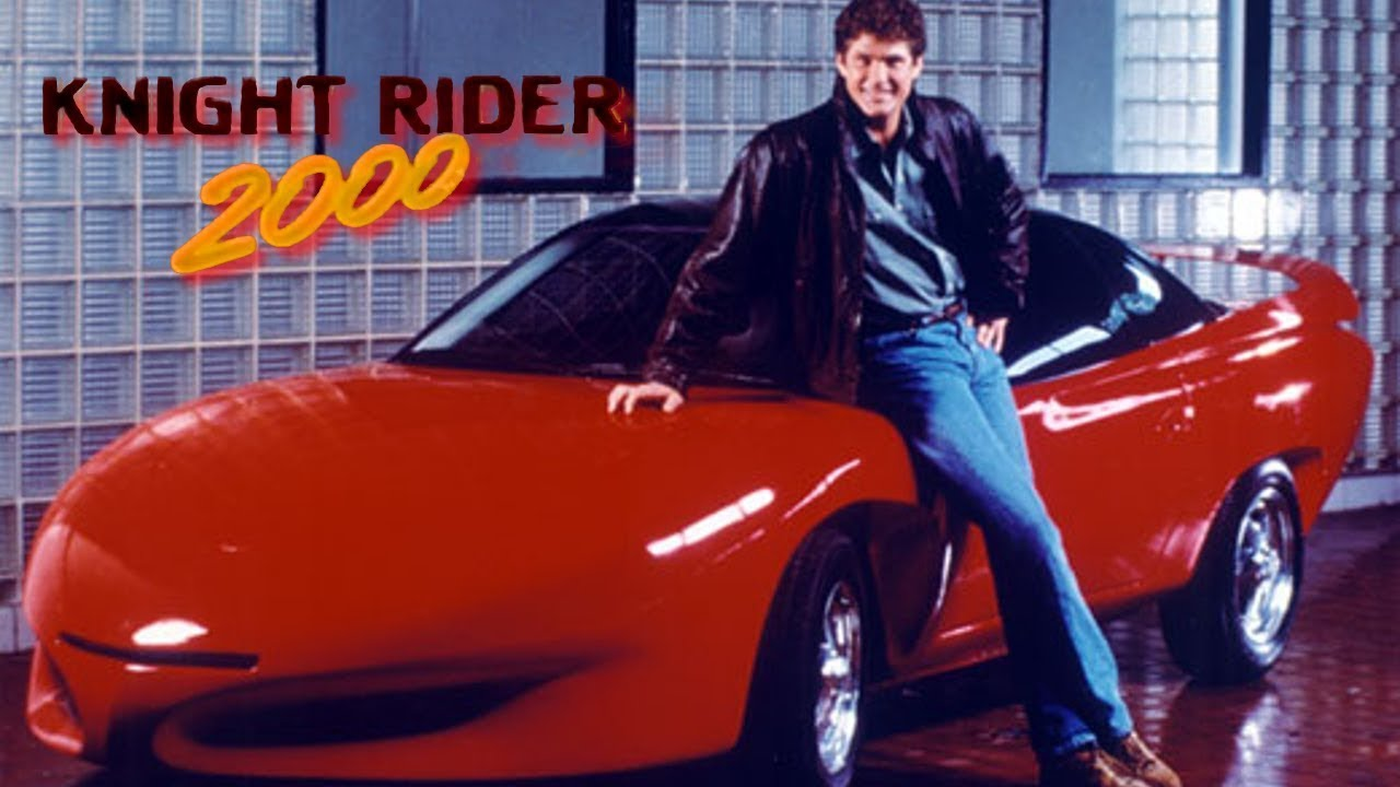 ending/knight rider 2000 movie - YouTube