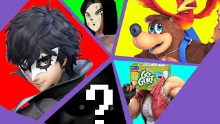 Who Else Will Join Super Smash Bros. Ultimate? - RelaxAlax