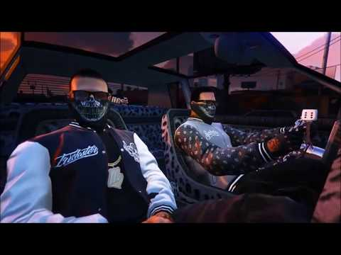 Kendo Kaponi feat. Anuel AA | 'Amen' (Video Oficial)GTAV
