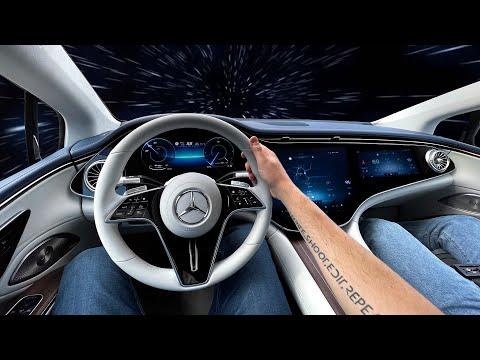 So viel Technik steckt im neuen Mercedes EQS! (Top 10 Features)