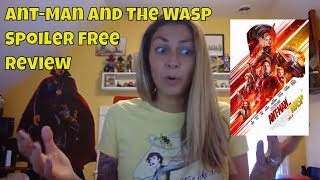 Ant-Man and The Wasp Spoiler Free Review!!