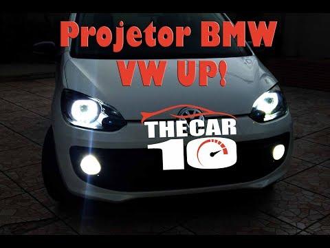 VW Up! bi-xenon projetor tutorial