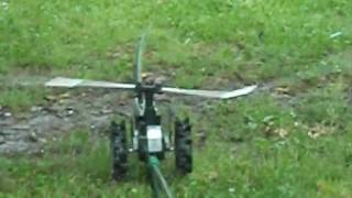 monsoon tractor sprinkler
