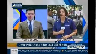 FPI VS AHOK GUBERNUR DKI