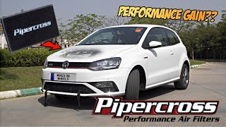Volkswagen GTI Air Filter Upgrade | Pipercross
