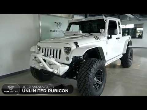 San Antonio Jeep >> Jeep Wrangler Unlimited Rubicon In San Antonio Tx Mark Motors